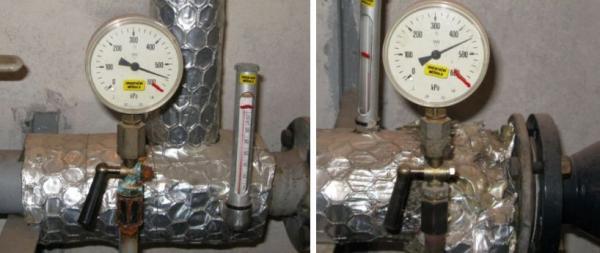 Čerpadlo ve výměníkové stanici vytváří na prahu směšovací stanice vždy výraznou tlakovou diferenci.
