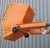 Výklopný kontejner, model 2041
