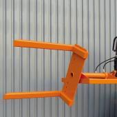 Otočné zařízení pro VZ vozíky, model 2091