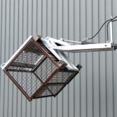 Výklopné zařízení pro VZ vozíky, model 2095