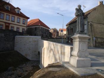 Revitalizace historického jádra města Slaný