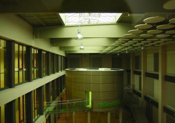 Nová radnice Milovice