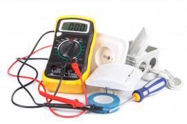 Výbava elektrikáře