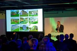 Fotografie z konference Projektování na nové energetické standardy