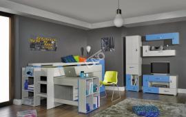 Dětský pokoj Komi system B