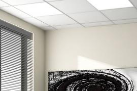 Kazetové stropní podhledy
