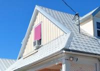 Plechová střecha