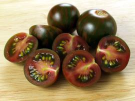 Černá rajčata