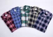 Flanelové košile