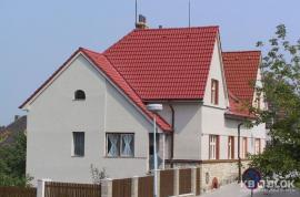 Betonová střešní krytina