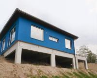 Stavba RD v Liběchově