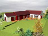 Typový rodinný dům Lignia 242