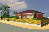 Typový rodinný dům Lignia 122