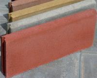 Betonové záhonové obrubníky