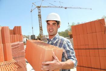 Výstavba z keramických tvarovek