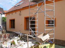 Rekonstruovaný rodinný dům