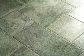 Detail odolné protiskluzné dlažby
