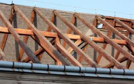 Rekonstrukce krovu