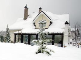 Vydatná sněhová nadílka