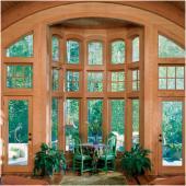 Masivní dřevěná okna