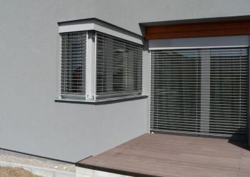 Plasthliníková okna Internorm