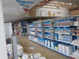 Prodej produktů KNAUF