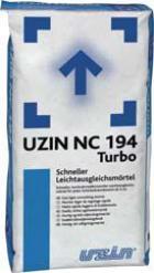 Vyrovnávací malta UZIN NC 194 Turbo - balení