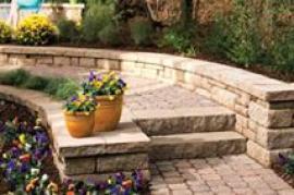 Použití přírodního kamene v exteriéru