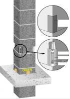 Technika spojů systému Schiedel PARAT