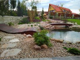 Originálně řešená zahrady