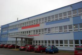 Administrativní budova po zateplení
