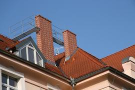 Oplechování střechy