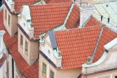 Oplechování starších střech a barokních štítů mědí