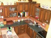 Zakázkově vyrobená kuchyně