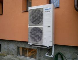 Venkovní jednotka tepelného čerpadla