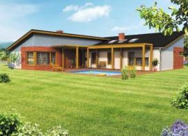 Typový bungalov Apollon