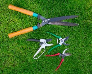 Zahradní nůžky