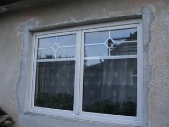 Nově osazené okno