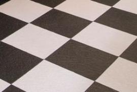 Kaučuková podlaha