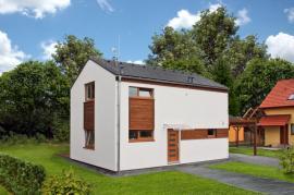 Typový rodinný dům na klíč KUBIS 631