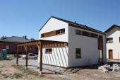 Dokončený exteriér domu Kubis 631