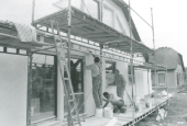 Stavba okálu