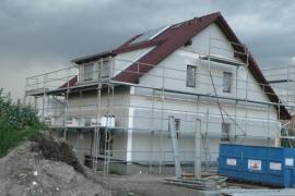 Střešní krytina a realizace fasády