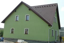 Dokončený dům