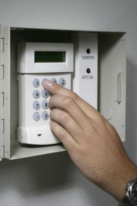 Elektronická zabezpečovací signalizace PZTS