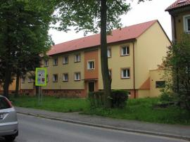 Zateplený bytový dům