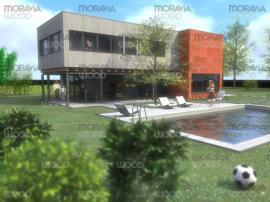 Montovaný dům Future house