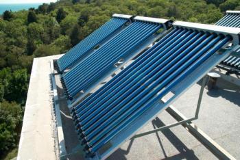 Vakuové trubicové solárně termické kolektory