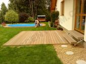Dřevoplastová terasa