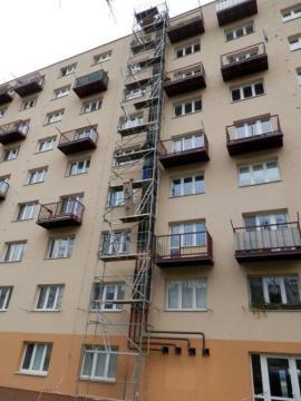 Bytový dům v Brně